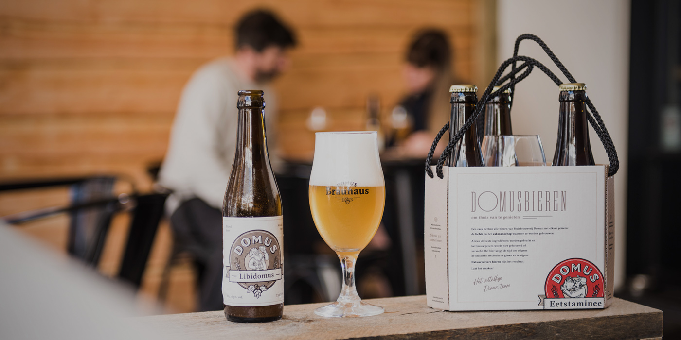 THE FIRST TRADITIONAL HOME BREWERY IN THE BENELUX